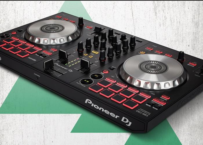 Pioneer DJ DDJ-SB3 DJ Controller Central London Brand New - 1