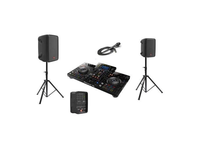 Pioneer Dj Desk XDJ RX2 All-In-One DJ System + JBL Speakers - 1