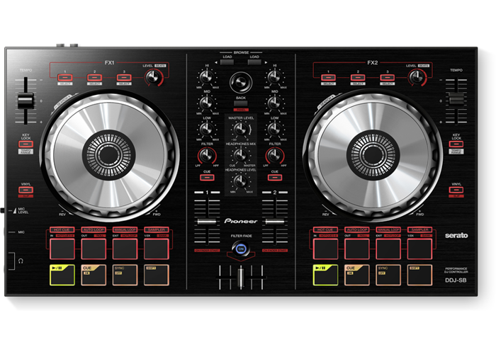 Pioneer DJ SB DJ Deck - 1