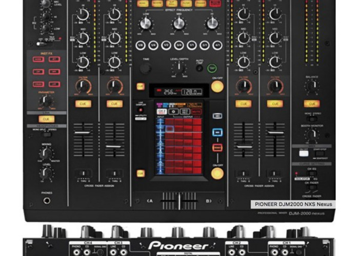 PIONEER DJM 2000 DRIVERS FOR WINDOWS VISTA