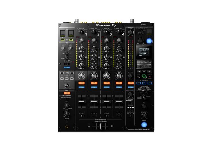 Pioneer DJM 900 Nexus MK2 Mixer - 1