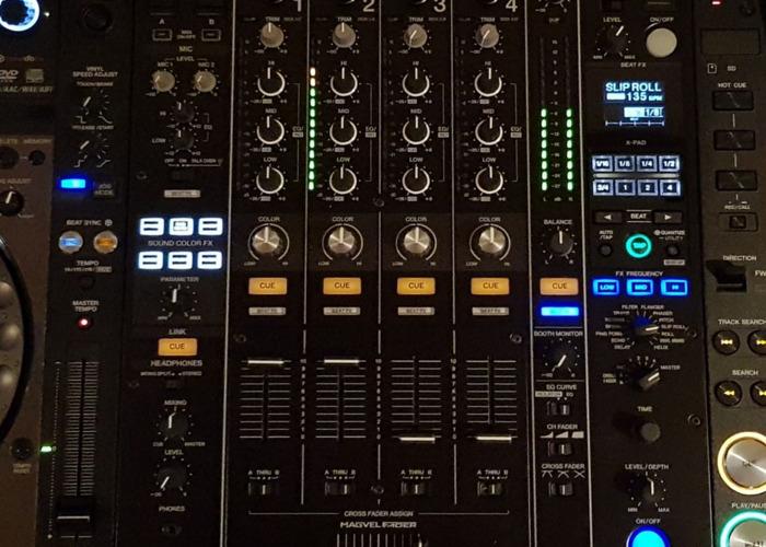 PIONEER DJM 900 NEXUS2 (PROMO) NXS2 NEXUS 2 - 1