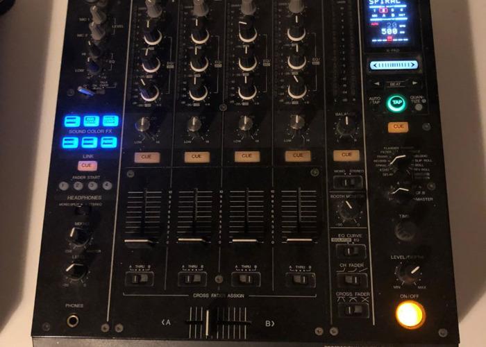 Pioneer DJM 900 Nexus Mixer - 1