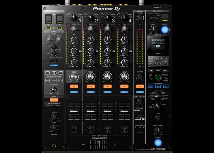 Pioneer DJM900 Nexus 2 - 1