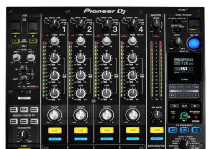 Pioneer DJM-900 nexus 2 mixer  - 1