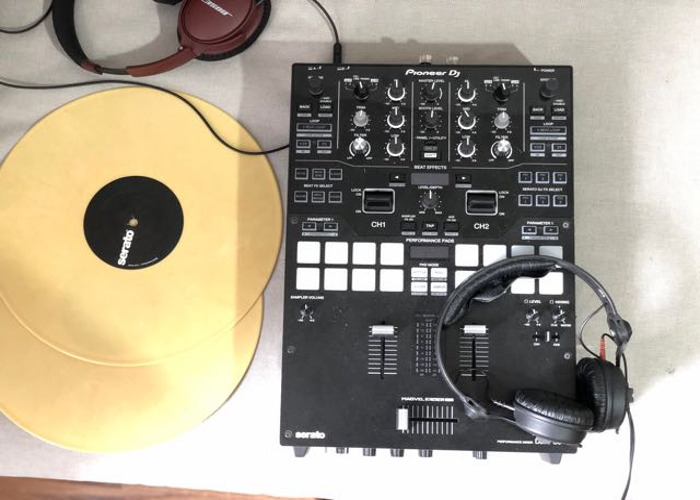 Pioneer DJM-S9 - 1