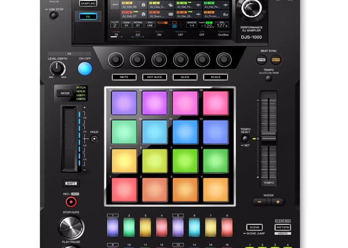 Pioneer DJS 1000 Sampler - 1