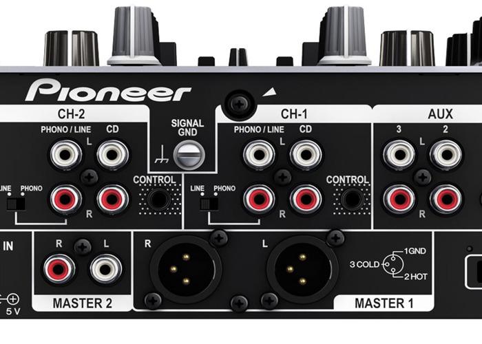 Pioneer Mixer DJM 250  - 1