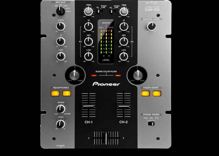 Pioneer Mixer DJM 250  - 2