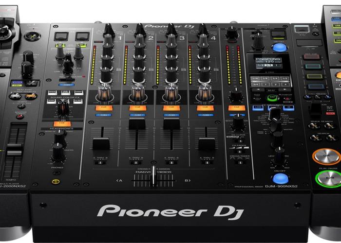 Pioneer NXS2 Full Setup (DJM-900 NXS2, 2x CDJ 2000 NXS2) - 1