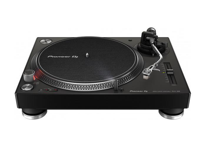 Pioneer PLX-500 Direct Drive Turntable - Black - 1