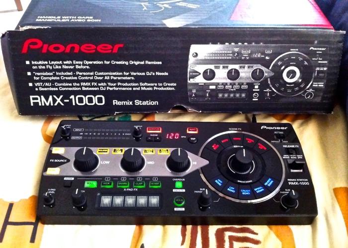 Pioneer RMX 1000 - 1