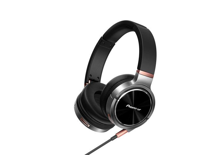 Pioneer SE-MHR5 Foldable Dynamic Stereo Headphones - 1