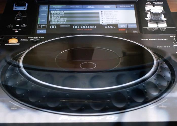 Pioneer XDJ 1000 DJ Set - 1