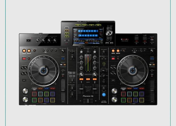 Pioneer XDJ-RX2 All in one Recordbox DJ Controller  - 1