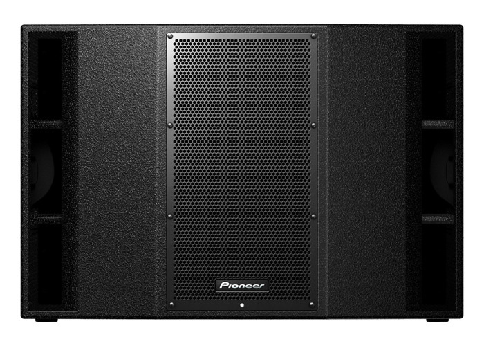 Pioneer XPRS-215S Active Subwoofer - 1