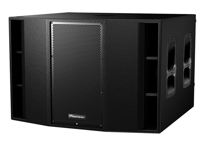 Pioneer XPRS-215S Active Subwoofer - 2
