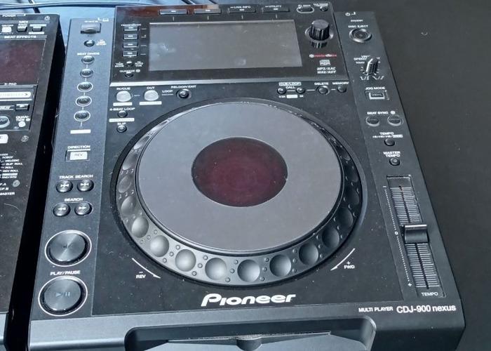 Pionnee CDJ 900 Nexus x2 - 1