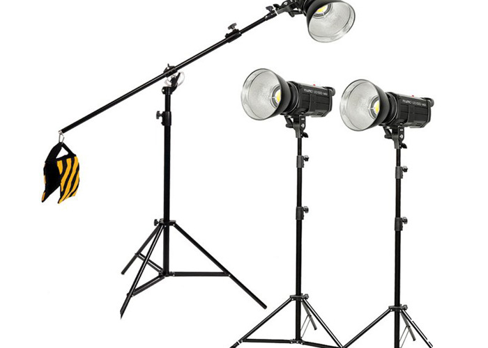 PixaPro LED 100D MK2 3 Light Set - 1