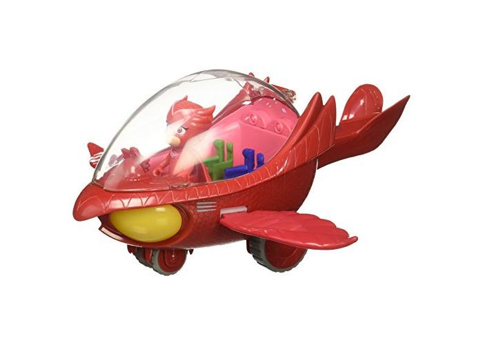 PJ Masks Deluxe Owlette Mobile Vehicle - 1