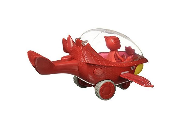 PJ Masks Deluxe Owlette Mobile Vehicle - 2