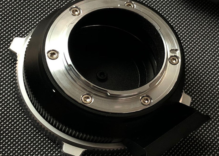 PL Lens to Sony E-mount T Adapter - 2
