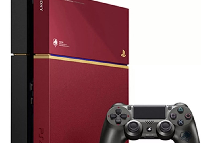 Play station 4 - Metal gear edition - 1