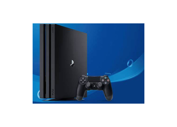 PlayStation 4 with one controller  and Fifa 19 and Fifa 20 - 1