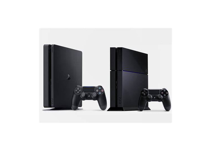 Playstation 4 in mint condition - 1