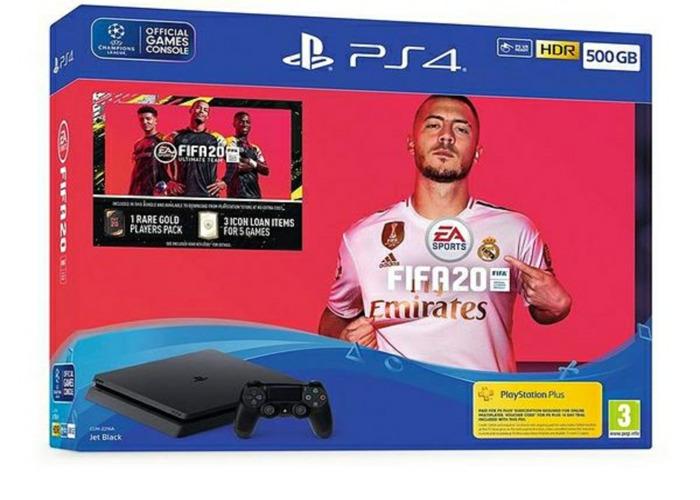 Playstation4 slim 500gb  - 2
