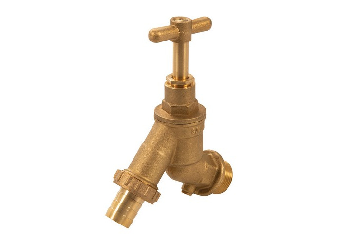 "Plumbob 645356 Hose Union Tap Double Check Valve 3/4"" - 1"