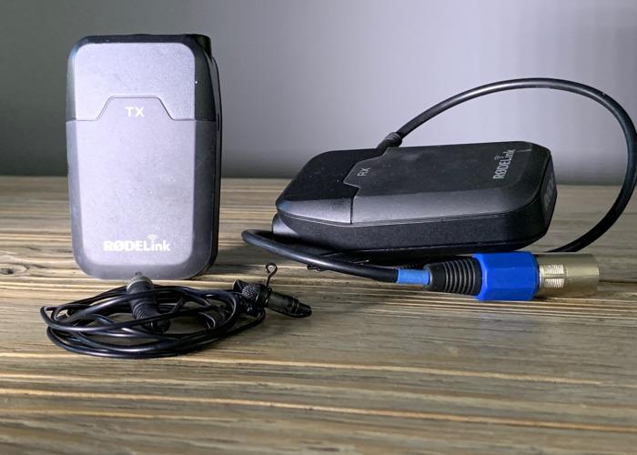 PMW EX3 Full Camera Kit (tripod, radio mic, top light..plus) - 2