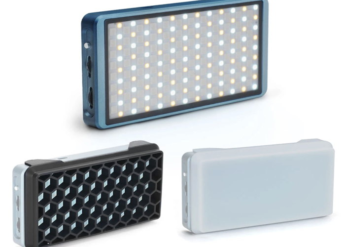 Pocket Lite F7 with diffuser & grid - 1