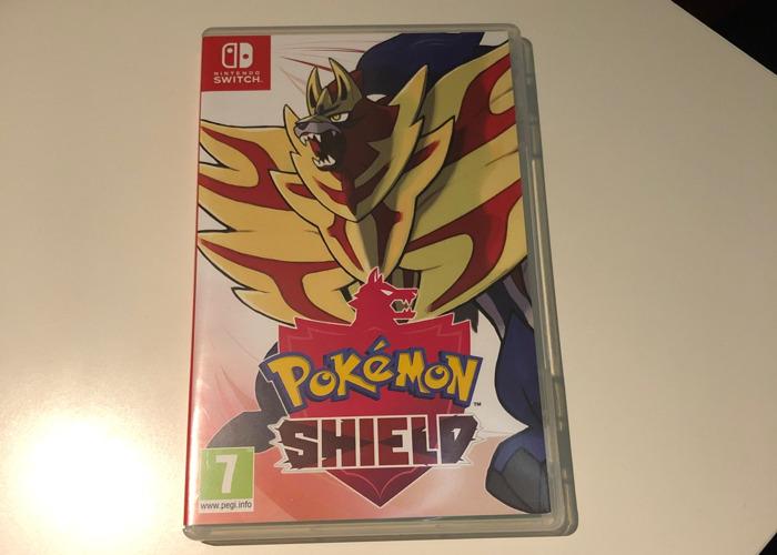 Pokemon Shield - Switch game  - 1