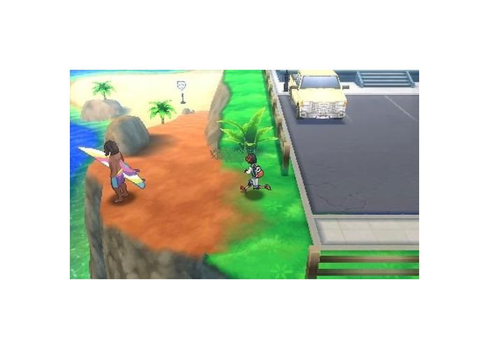 Pokémon Ultra Moon (Nintendo 3DS) [video game] - 2