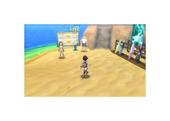 Pokémon Ultra Sun (Nintendo 3DS) [video game] - 2