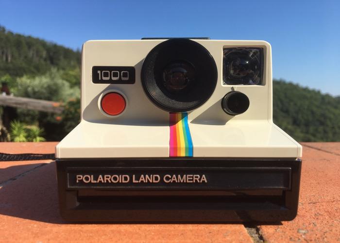 Polaroid 1000 Land Camera - 2