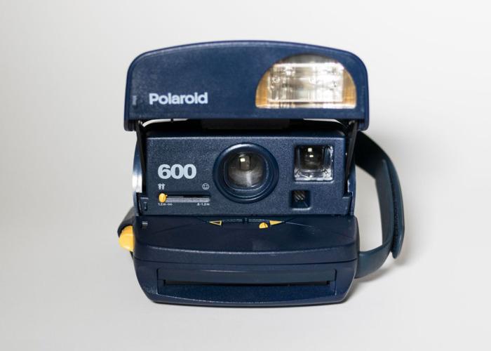 Polaroid 600 + 600 film - 1