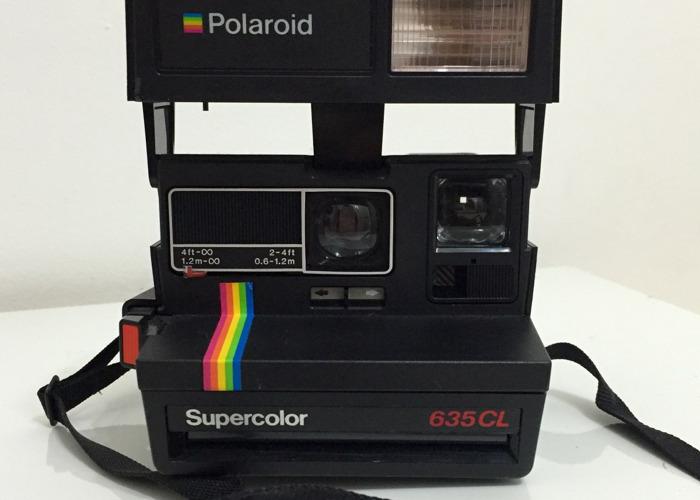 Polaroid 635CL Camera - 1