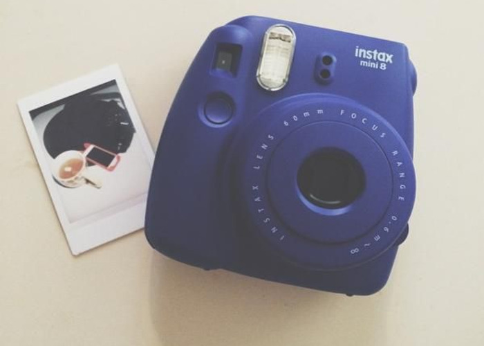 Polaroid Camera (with batteries) - 1
