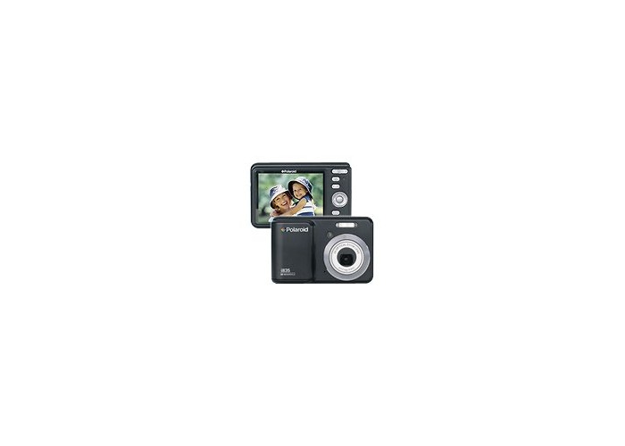 Polaroid i835 Digital Camera - Silver (8.0MP, 3x Optical Zoom) 3 inch LCD - 1