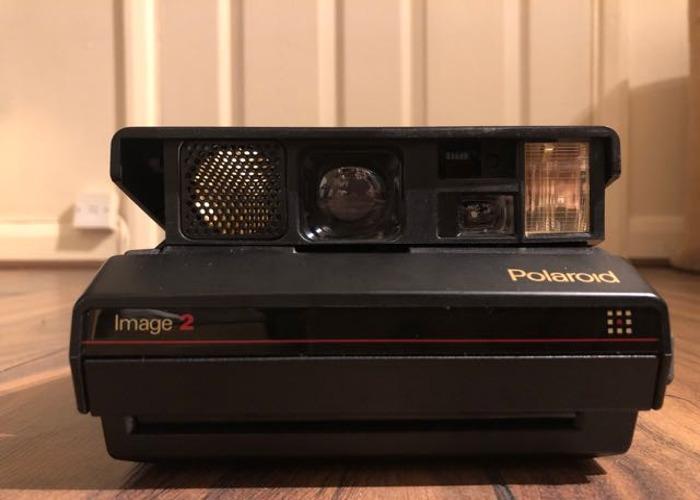 Polaroid Image 2  - 1