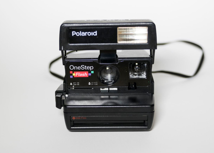 Polaroid One Step Flash 600 + 600 film - 1