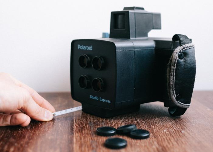Polaroid Passport Camera (Studio Express) - 2