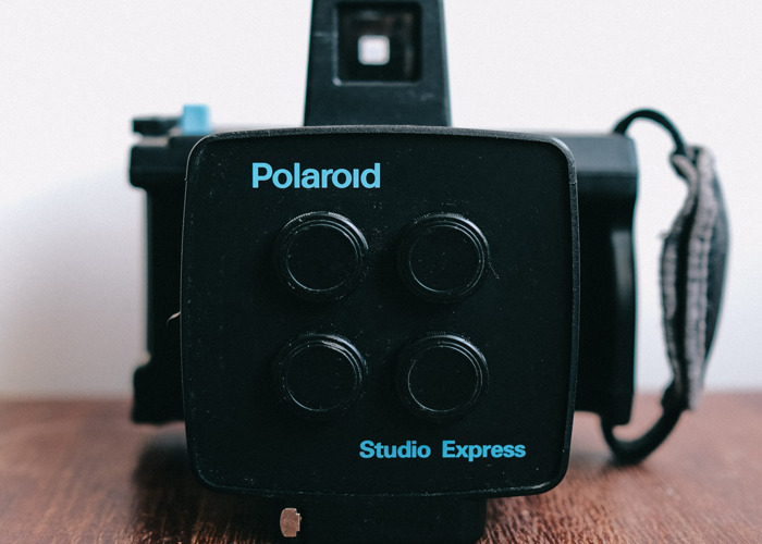 Polaroid Passport Camera (Studio Express) - 1