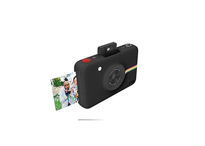 Polaroid Snap Instant Digital Camera (Black) with ZINK Zero Ink Printing Technology - 2