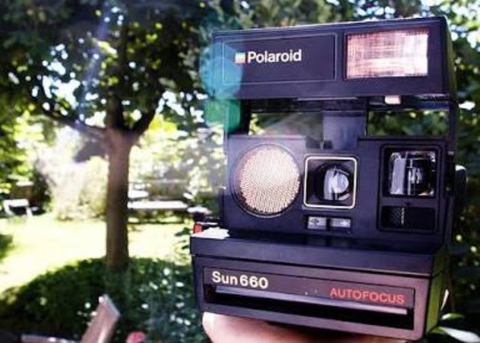 Polaroid Sun 660 Autofocus - 2