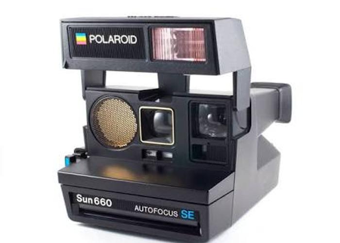 Polaroid Sun 660 Autofocus - 1