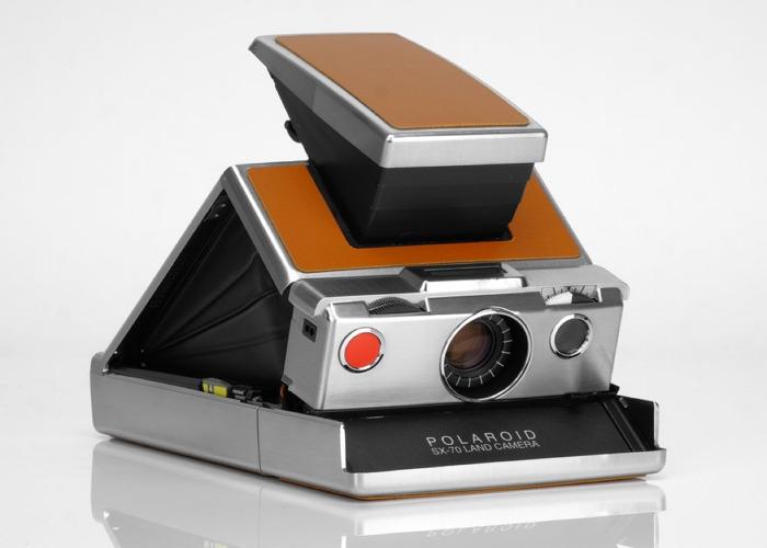 Polaroid SX70 - 1