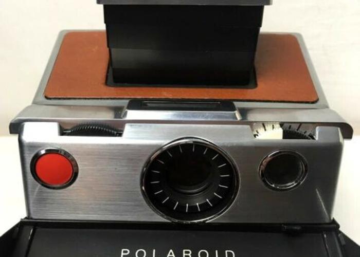 Polaroid SX-70 Land Camera instant camera) - 1
